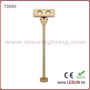 Gold 2W LED Jewelry Pole Light for Showcase LC7355h pictures & photos