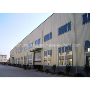 Recycle Sandwich Panel Low Cost Prefab House Warehouse Design pictures & photos