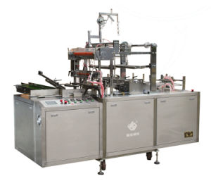 Cosmetic Box Cellophane Overwrapping Machine pictures & photos