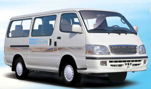 Popular Model Mini Bus of Haice Model15 Seats View C1 pictures & photos