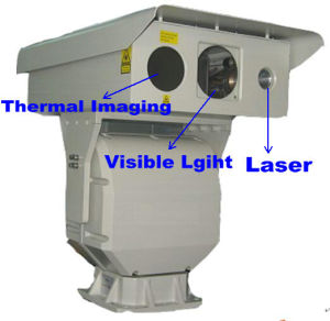 5km Day Vision Laser and 4.5km Human Detection Thermal Imaging PTZ Camera (SHJ-HLV3020-TIR185R) pictures & photos