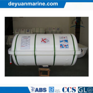 10 Man Throw-Overboard Inflatable Liferaft pictures & photos
