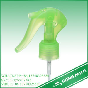 24/415 PP Fine Quality Mini Trigger Sprayer for Cleaning pictures & photos