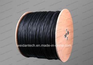 Lszh Jacket CAT6A 550MHz Patch Cord Network Cable pictures & photos