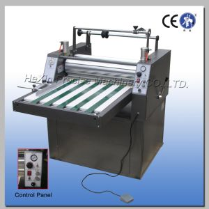 Hx-680f Protective Film Laminating Machine pictures & photos