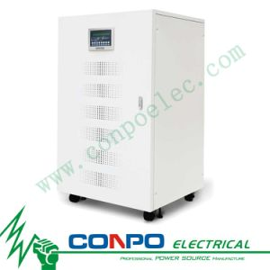 80kVA/64kw Low Frequency Online UPS (3: 1) pictures & photos