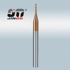 1mm Carbide Ball Nose End Mill for Aluminum pictures & photos