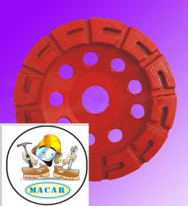 High Quality Diamond Cup Wheel with U Grinding Cup Wheel