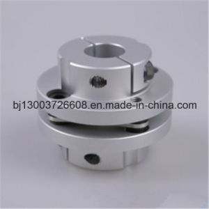 Aluminum Shaft Coupling with Precision CNC Machining