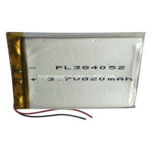 3.7V Battery Lipo Battery Pack for Electric Pen