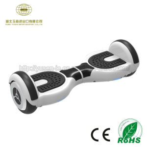 New Design White U Style Two Wheel Balance Electric Scooter Hoverboard