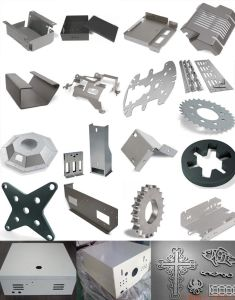 High Precision Machining Sheet Metal Products pictures & photos