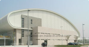 Round Tube Roof Truss Structure as School Building pictures & photos
