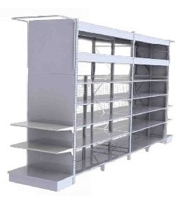 Supermarket Metal Rack for Display pictures & photos