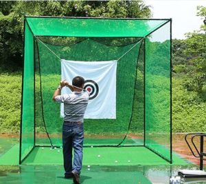 Golf Practice Net and Cage
