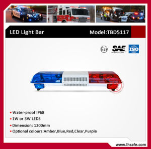 High Bright Haogen Warning Light Bar (TBD5117) pictures & photos