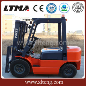 Ltma 2.5 Ton Diesel Forklift (FD25T) with 6meter Lifting Height pictures & photos