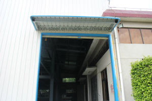 Prefabricated Steel Industrial Warehouse Workshop Building Within Good Price pictures & photos