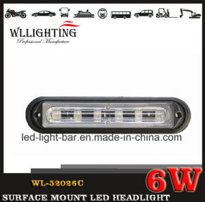 Linear LED Light Heads, LED Light Head Wl-52026c (LED-LIGHT-BAR) pictures & photos