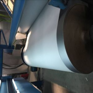 Light Duty Industrial Green/White Color PVC Conveyor Belt pictures & photos