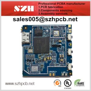 PCBA Boards with Blue Solder Mask Service pictures & photos