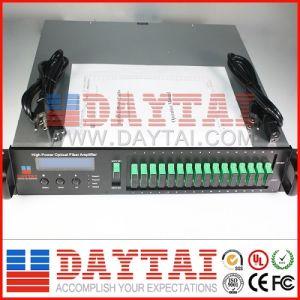 16 Way Output Optical Amplifier EDFA 1550nm pictures & photos