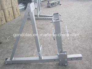Parapet Clamps for Suspended Powered Platform pictures & photos