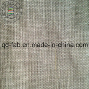 Light Weight Hemp Plain Fabric (QF13-0076) pictures & photos