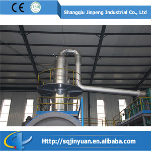 Waste Tire Oil to Diesel and Gasoline Distillation Plant pictures & photos