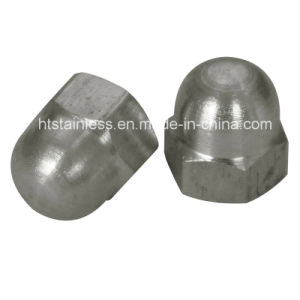 Stainless Steel Hex Domed Cap Nuts pictures & photos