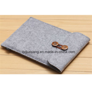 Professional Factory Customized Felt iPad Carry Bag pictures & photos