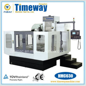 Four-Axis CNC Horizontal Machining Center (Horizontal Milling Machine Centre) pictures & photos