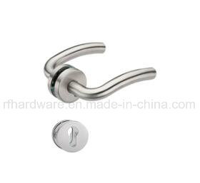 Tube Level Stainless Door Handle (RL008) pictures & photos