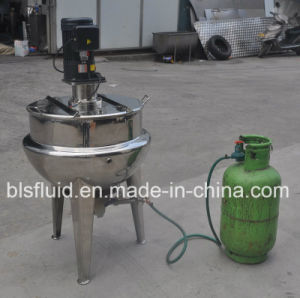 Stainless Steel Jacketed Pot for Sale pictures & photos