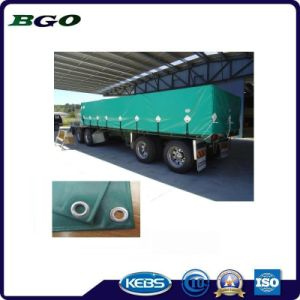 High Quality PVC Coated Tarpaulin for Truck Cover pictures & photos