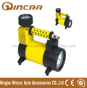 High Power DC12V CE Approved Small Air Pump Air Compressor by Ningbo Wincar pictures & photos