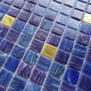 Bisazza Mosaic Goldstar Glass Tile pictures & photos