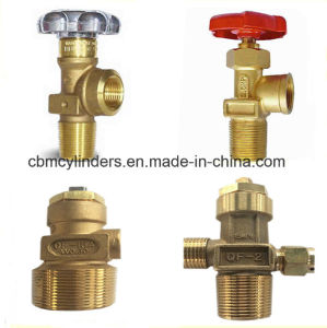 Brass Oxygen Valve Cga540 for Gas Cylinders pictures & photos