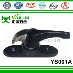 All Zinc Crescent Lock for Aluminum Sliding Window with ISO9001 (YS001A) pictures & photos