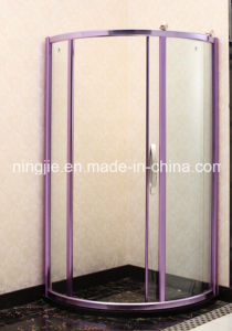 Octagonal Shape Big Wheel Shower Room (A-876) pictures & photos