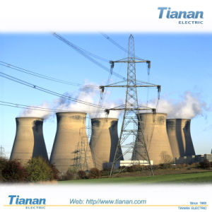Power Plant 6.3 mVA 6300 kVA 110 KV Oil Immersed Power Transformer 6.3mVA 6300kVA 110kv pictures & photos