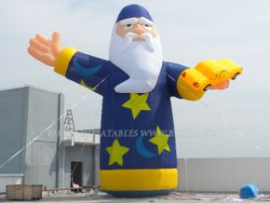 Inflatabe Giant Balloon Wizard for Promotion K2020 pictures & photos