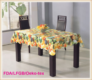 The Best Price PVC Tablecloth Fruit Designs pictures & photos