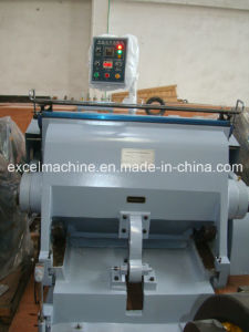 Creasing and Die Cutter Machine for Thailand Customer Since 2007 pictures & photos