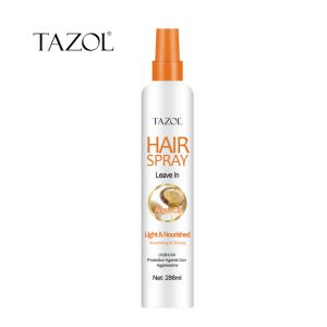 2016 Tazol Hair Styling Leave-in Argan Hair Spray pictures & photos