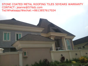 Villa House Building Roofing Sheet