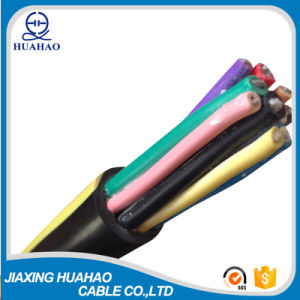Copper Conductor PVC Insulated Flexible Cable (2X10.0mm2 2X6.0mm2) pictures & photos