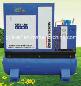 Combined Rotary Screw Air Compressor