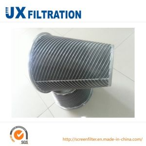 High Quality Wedge Wire Screen Basket pictures & photos