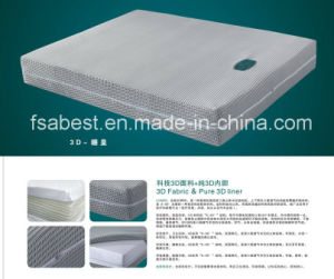 Washable and Breathable 3D Mattress ABS-1878 pictures & photos